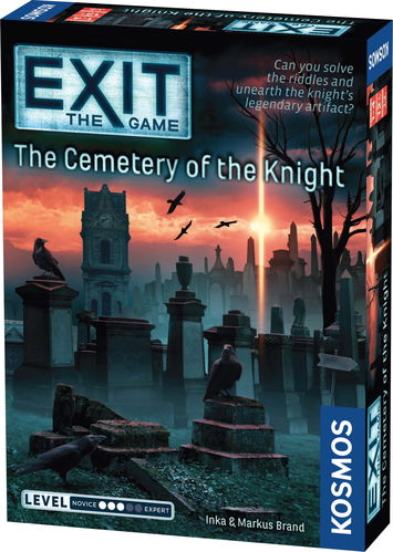 Exit: The Game - 11 The Cemetery of the Knight