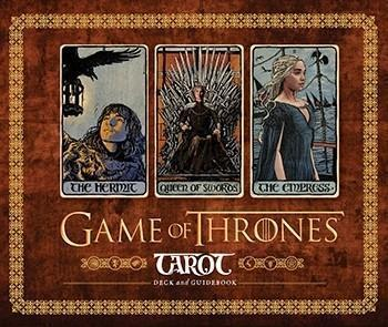 Tarot - Game of Thrones, Deck and Guidebook