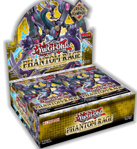 Phantom Rage Booster Box