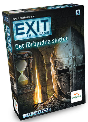 EXIT: The Game - Det förbjudna Slottet