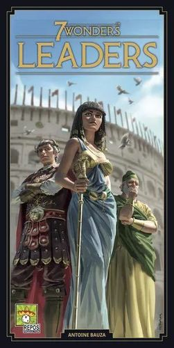 7 Wonders (Second Edition) - Leaders (eng)