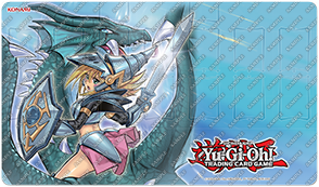 Dark Magician Girl the Dragon Knight Game Mat
