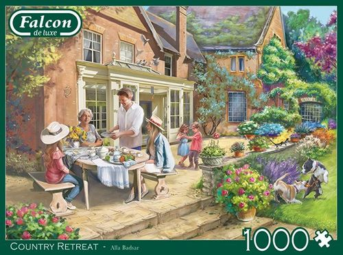 Falcon - Country House Retreat - 1000 pieces
